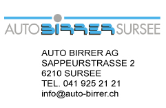 Auto Birrer AG Sursee