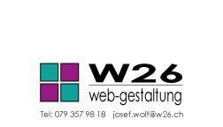 Webgestaltung w26